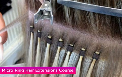 Micro Ring Hair Extensions Course