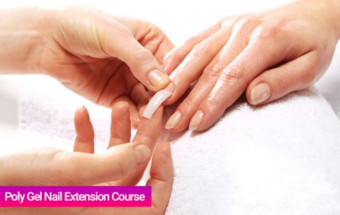Poly Gel Nail Extension Course