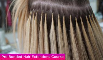 Pre Bonded Hair Extentions Course