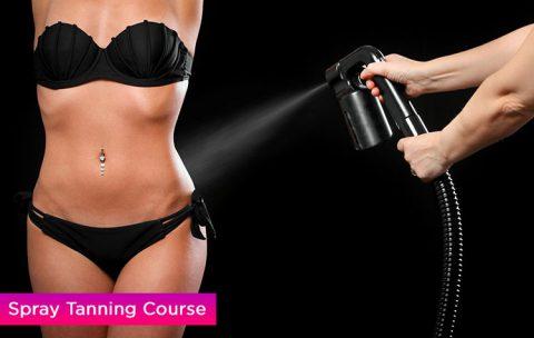 Spray-Tanning-Course