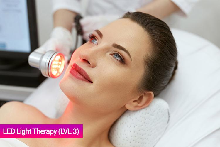 LED Light Therapy (LVL 3)