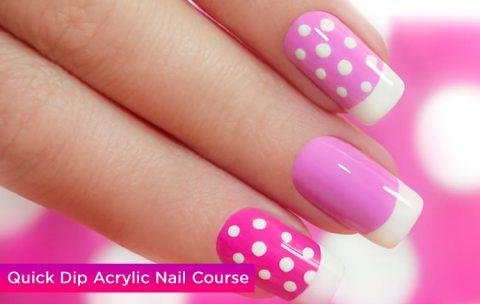 Quick Dip Acrylic Nail Course