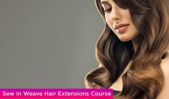 Sew in Weave Hair Extensions Course
