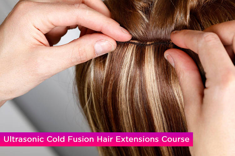 Ultrasonic Cold Fusion Hair Extensions Course
